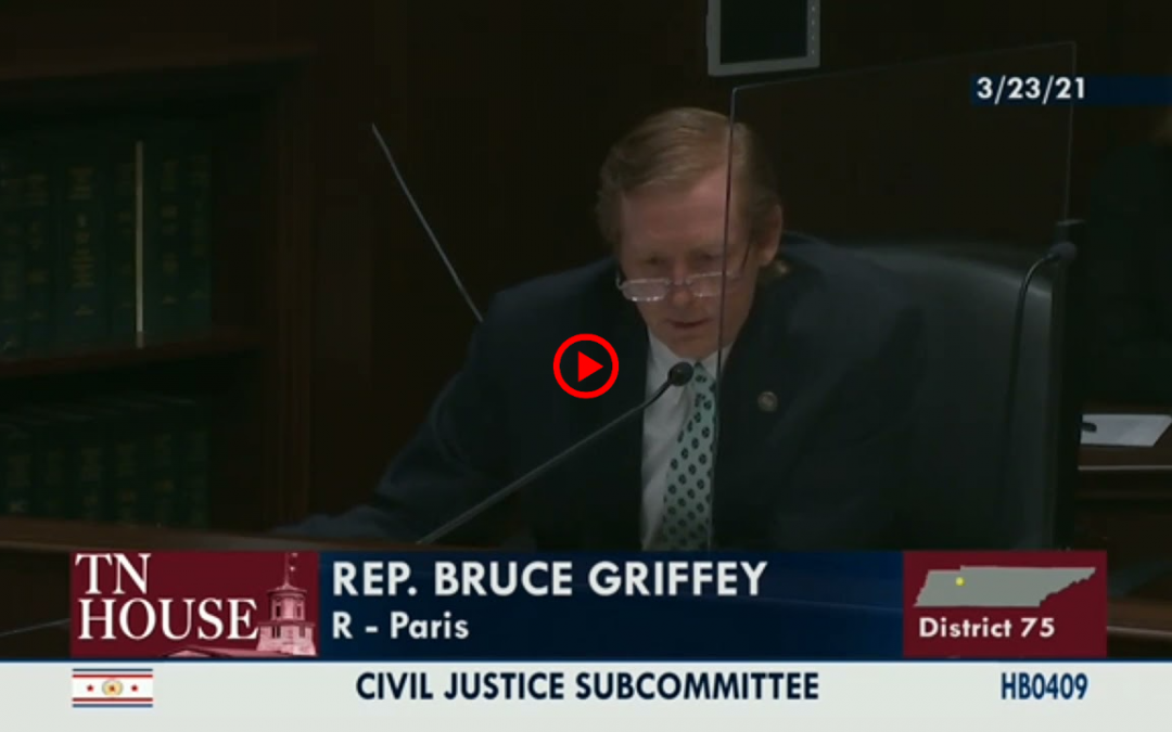 HB0409 for Transparent Civil Forfeiture Debated in House Subcommittee