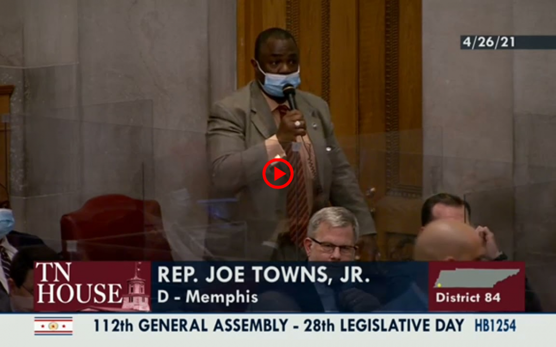 Watch the TN House Unanimously Pass Civil Forfeiture Reform